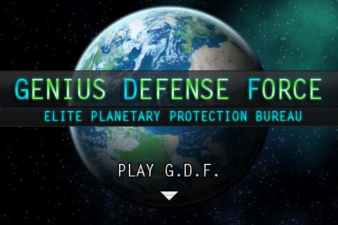 Genius Defense Force
