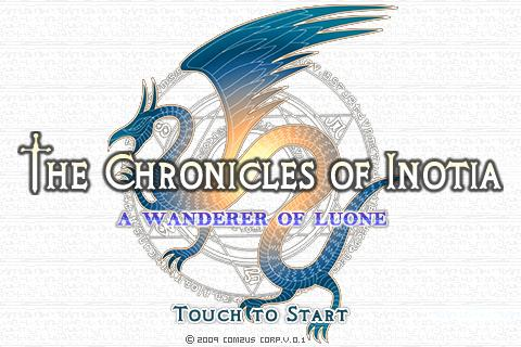 THE CHRONICLES OF INOTIA