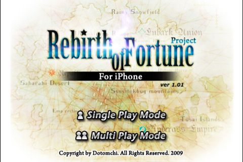 rebirth of gortune