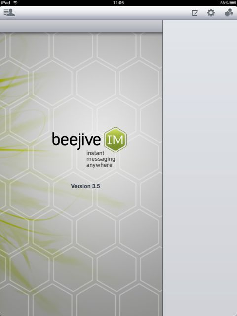 BeejiveIM for iPad