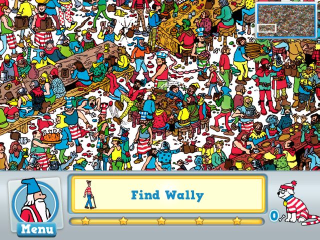 Where's Wally? HD - The Fantastic Journey