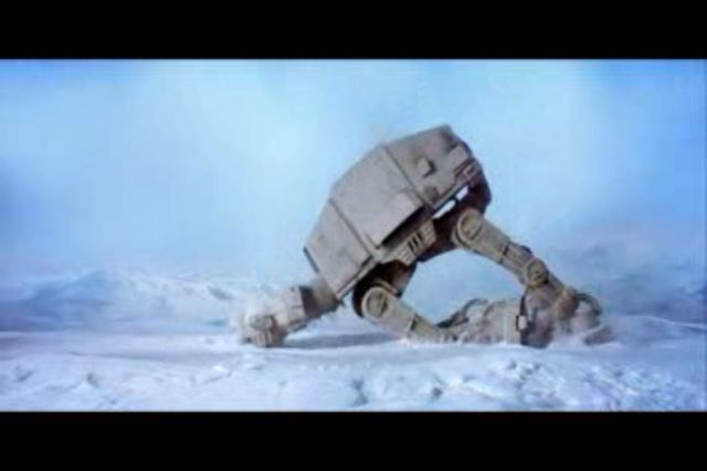 StarWars Battle for Hoth