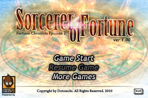 Sorcerer of Fortune