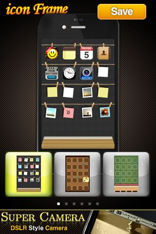 icon frame wallpapers lite