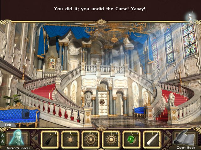 A Witch's Curse Princess Isabella HD