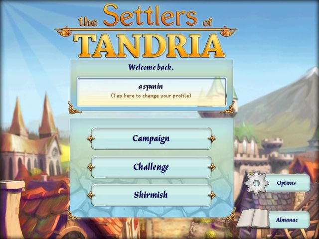 The Settlers of Tandria HD