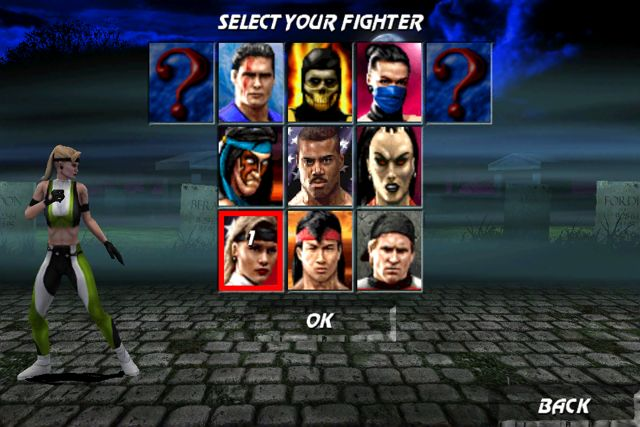Ultimate Mortal Kombat™ 3