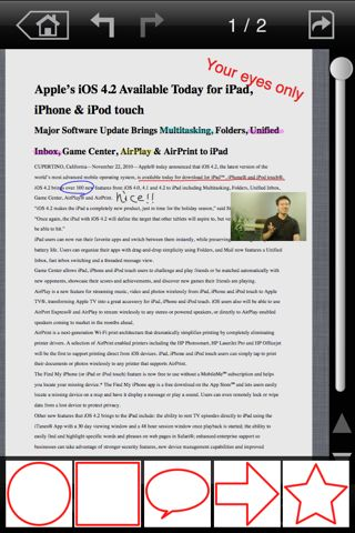 annotate pdf on ipad with stylus