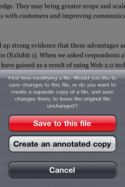 good pdf reader for iphone