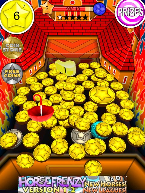 Coin Dozer for iPad