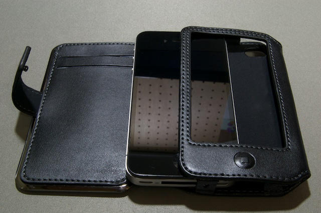 Elan Passport Wallet for iPhone 4