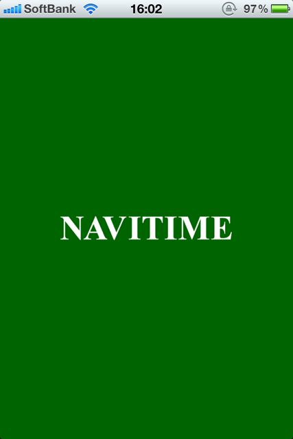NAVITIME for iPhone