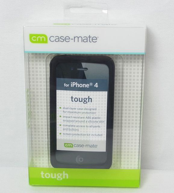 Case-Mate iPhone 4 Hybrid Tough