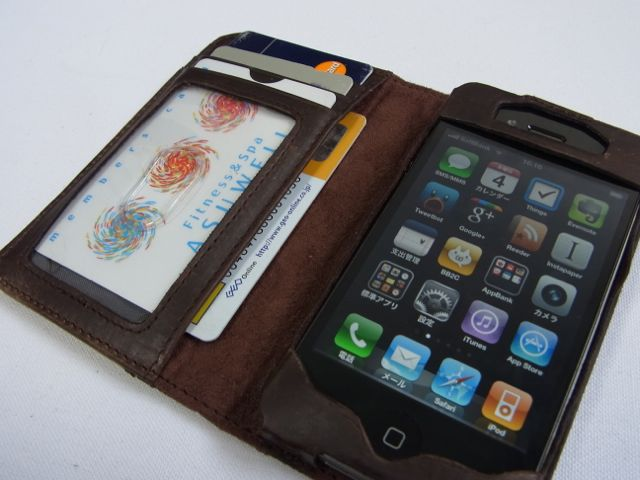 BookBook for iPhone4