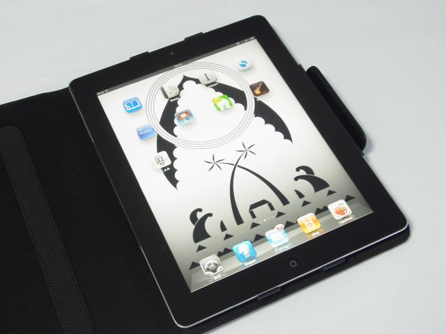Rotating Folio for iPad 2