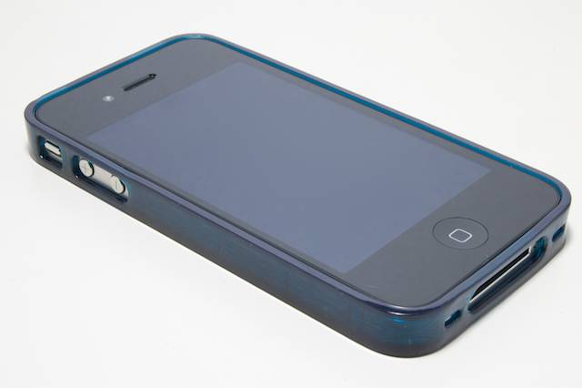 Trinity Polymer Jelly Ring for iPhone4