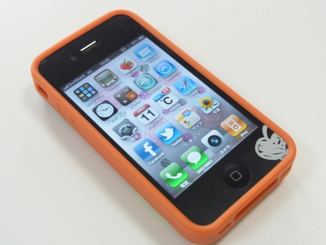 BlockCase for iPhone4