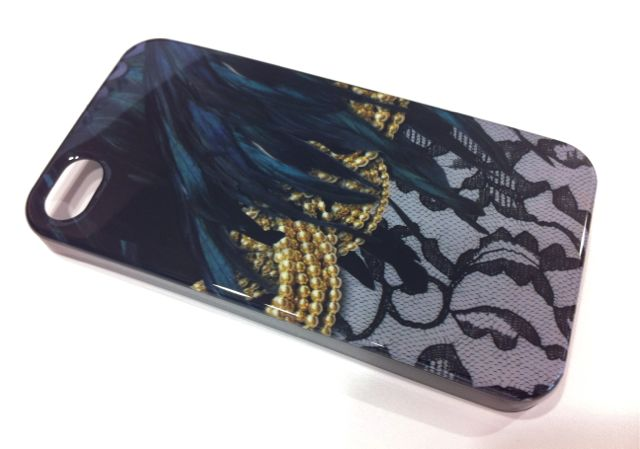 Lady Gaga ~Hard Case for iPhone4 Queen