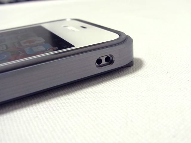 BLADE metal case for iPhone 4