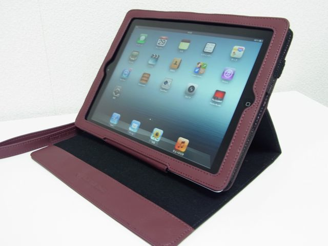 TUNEFOLIO for iPad 4S/4 (1)