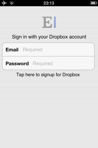Elements For Dropbox