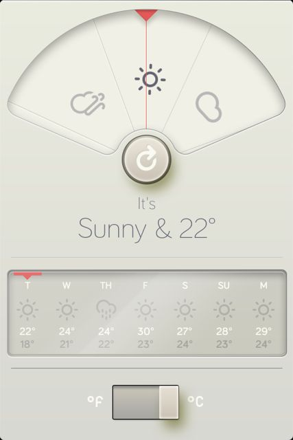 WTHR - A Simpler, More Beautiful Weather App (2)