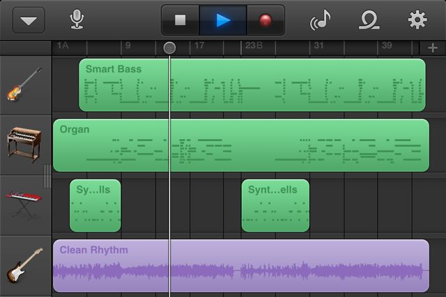 how to go from garageband on mac to chirbit