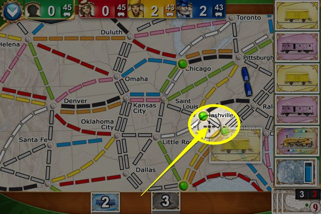 ticket to ride netherlands application