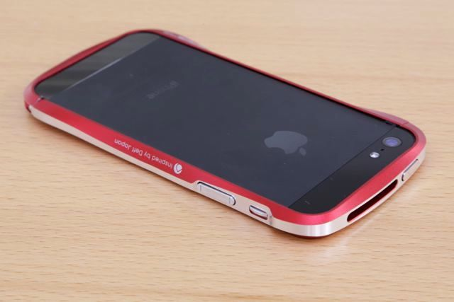 CLEAVE ALUMINUM BUMPER for iPhone 5