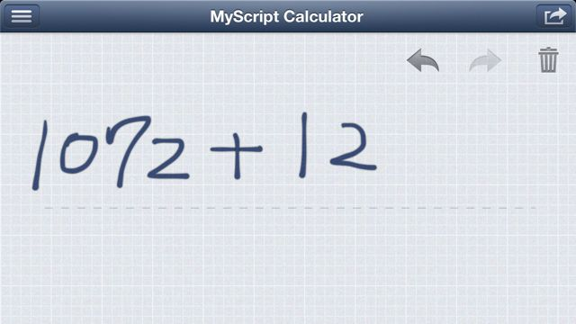 MyScript Calculator (12)