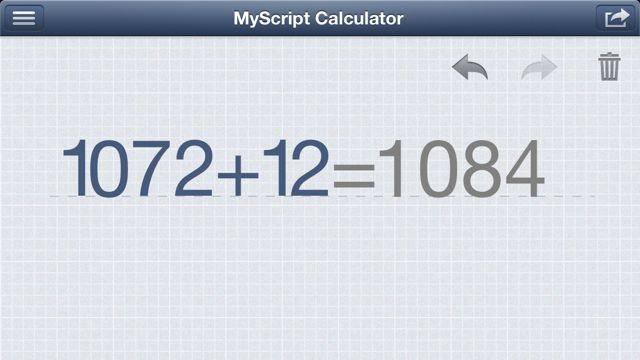MyScript Calculator (11)