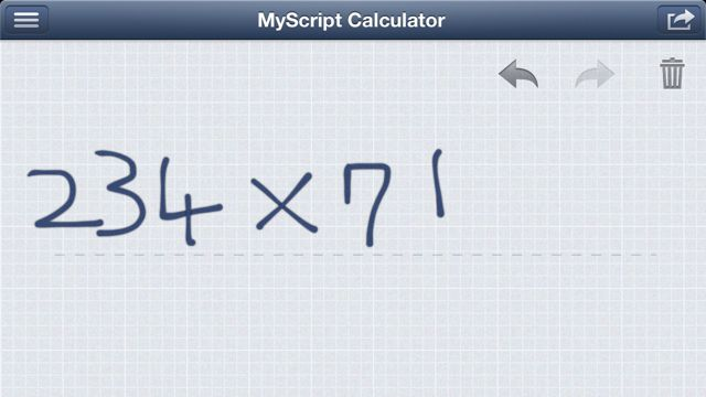 MyScript Calculator (10)