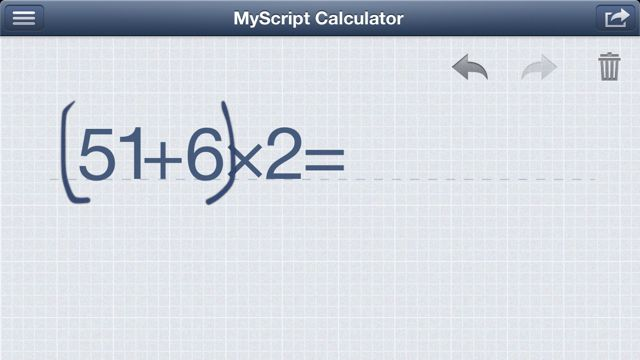 MyScript Calculator (7)