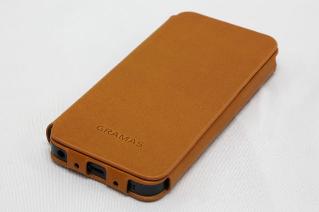 GRAMAS Leather Case 412T