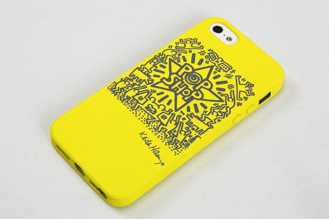 Keith Haring Collection for iPhone 5 POP