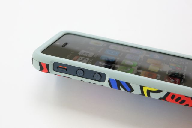 Keith Haring Collection Bezel Case for iPhone 5