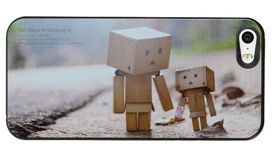 エアージャケット DANBOARD collection D005 iPhone 5s/5ケース