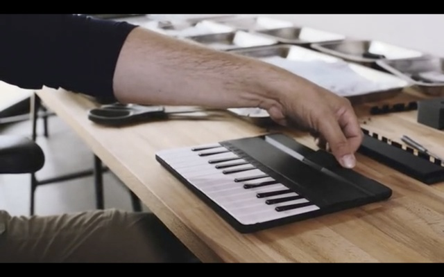 The Music Keyboard for iPad - 02