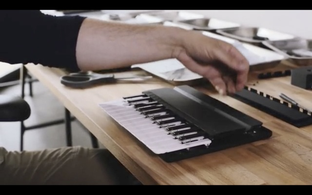 The Music Keyboard for iPad - 03