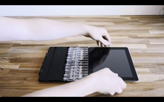 The Music Keyboard for iPad - 07