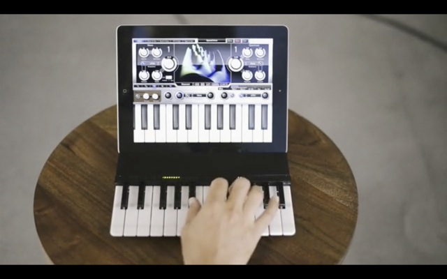 The Music Keyboard for iPad - 12