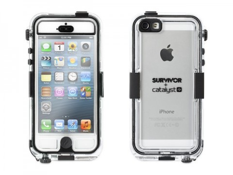 Griffin Survivor Waterproof + Catalyst iPhone5s/5