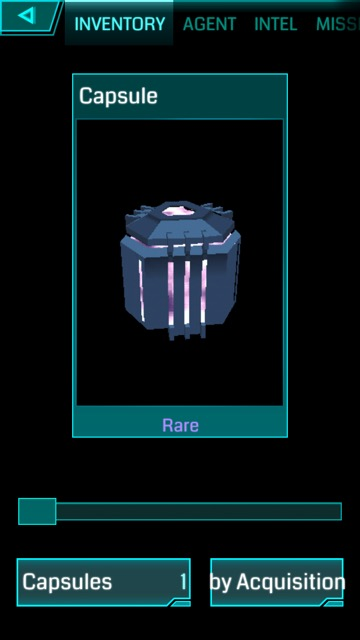 Ingress capsule - 07