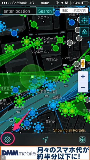 Nearby Map for Ingress - 08