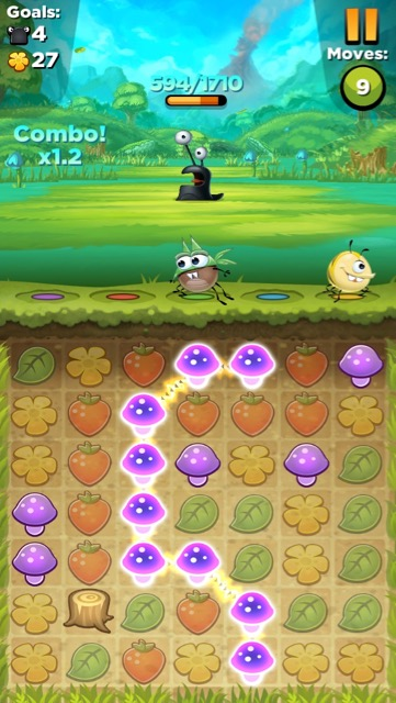 Best Fiends7 - 11
