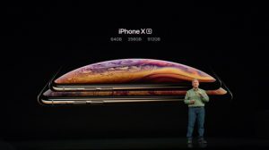 『iPhone XS』『iPhone XS Max』『iPhone XR』の・容量・予約&発売開始日・価格が発表