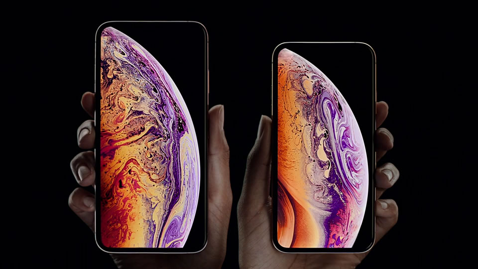 iPhone XS、iPhone XS Max、iPhone Xのスペックを比較!