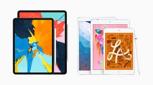 iPad miniとiPad Airの新型が発表!