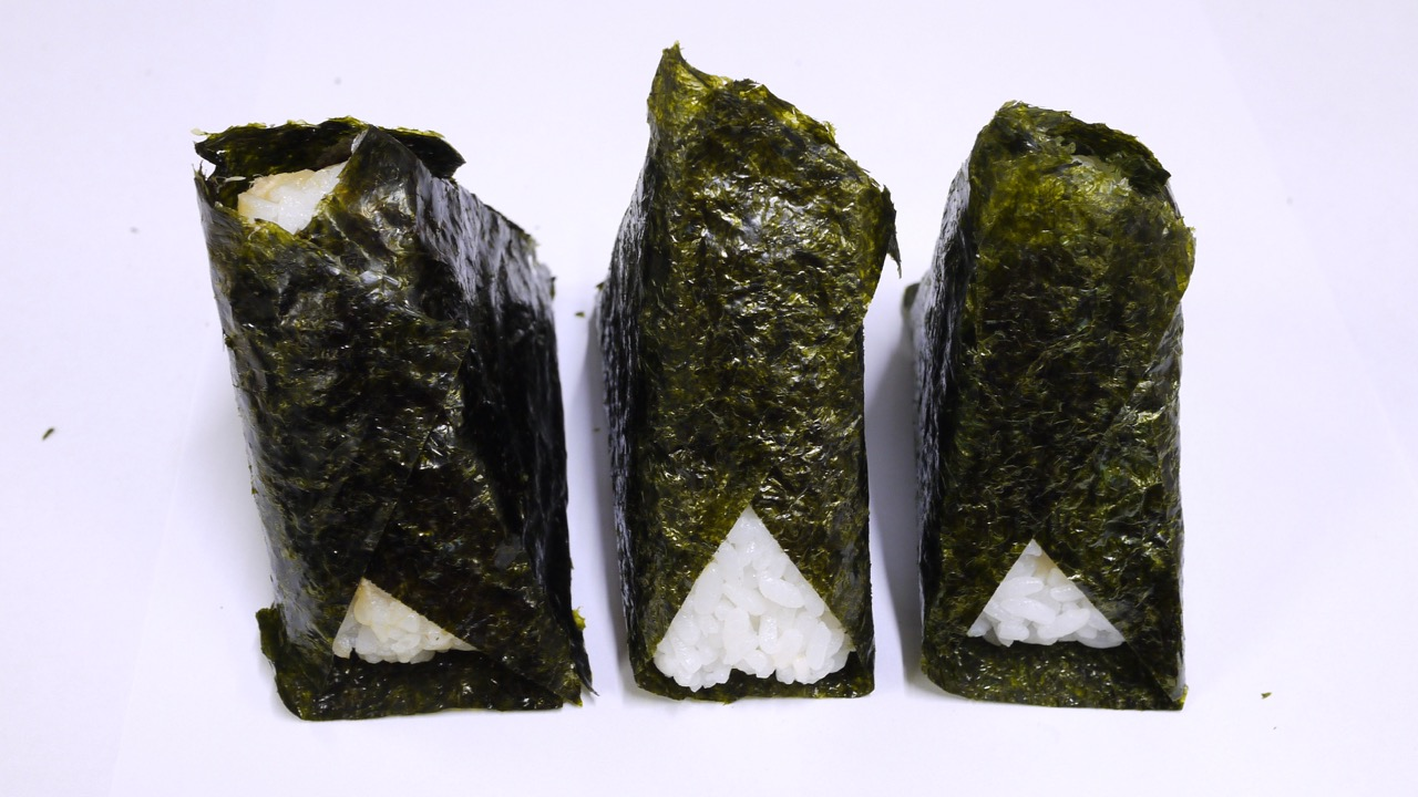 """Photo of Seven Famima Lawson """"Tsunamayo Onigiri"""" Thorough Comparison of Price, Weight and Taste! 