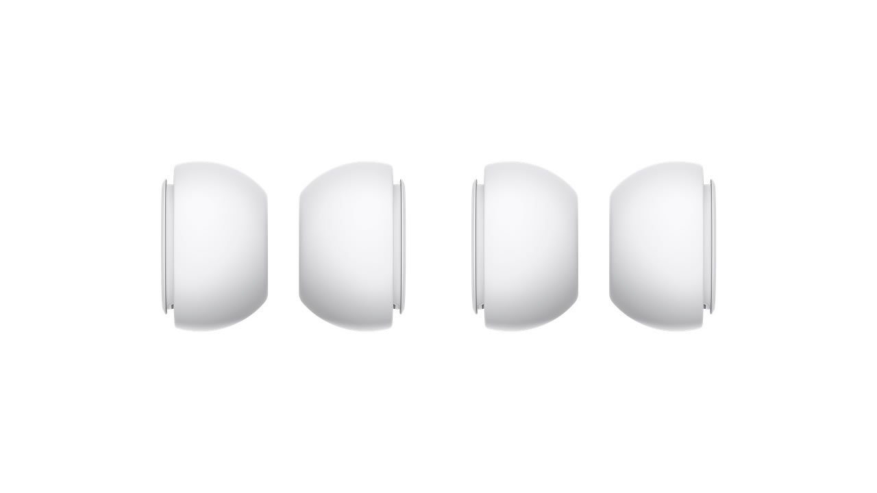 "Photo of Apple Releases EarPods for ""AirPods Pro""! 2 Piece Set for 900 Yen, 3 Sizes 